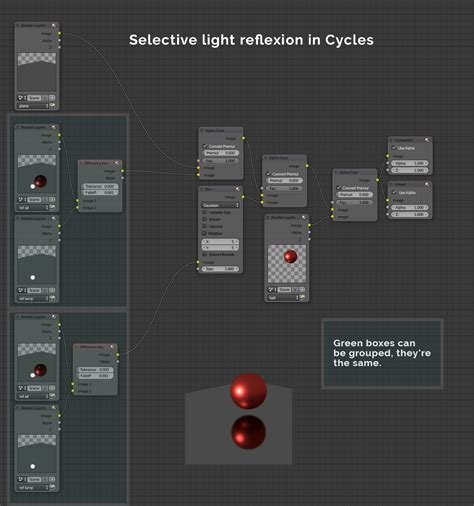 cycles light path magic in blender light remove pointlight in reflection cycles selective