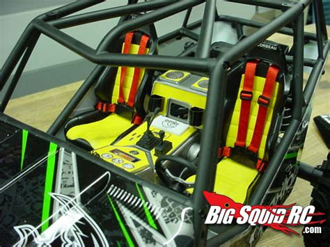 Axial Wraith Interior by Rogue Element Components Axial Interior 171 Big Squid Rc