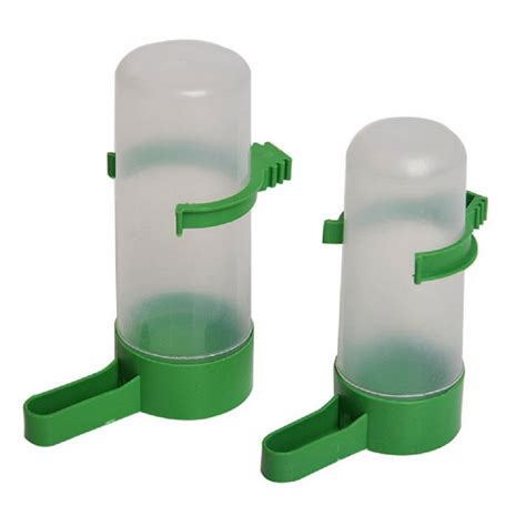 Water Dispenser For Bird Cage 1pc small bird parrot bird bd water dispenser small pet water feeder feeding and