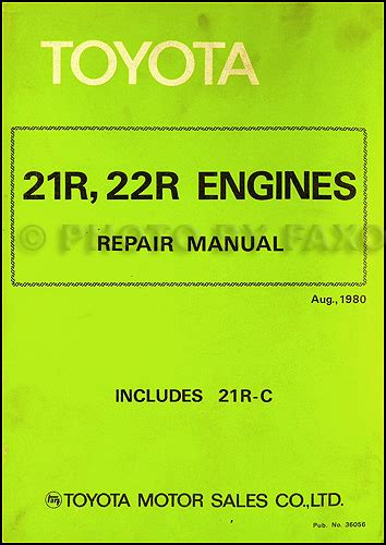 auto manual repair 1984 toyota celica engine control 1981 toyota corona emission control manual original no 36042