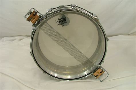 Chrome Search Sensitive Ludwig Sensitive 1969 Chrome Drum Percussion For Sale Nick Hopkin Drums