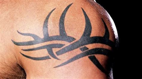 rey mysterio back tattoo top 15 coolest superstar tattoos amino