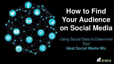 How To Find On Social Media How To Find Your Audience On Social Media