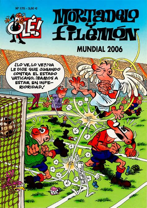libro mortadelo y filemn mundial colecci 243 n ol 233 1993 175 mortadelo y filem 243 n mundial 2006