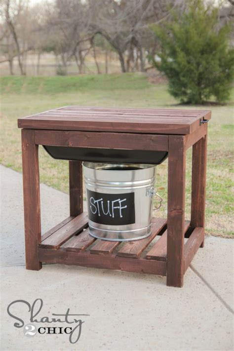 diy sandbox table shanty 2 chic