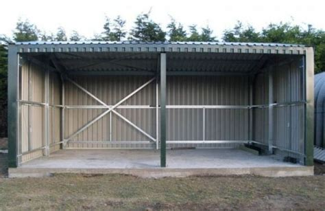 Small Metal Sheds Uk by Steel Buildings Small Steel Buildings