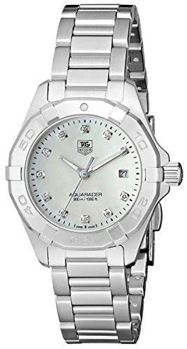 Tag Heuer Aquaracer Way1413 Ba0920 Original tag heuer s way1413 ba0920 300 aquaracer silver tone