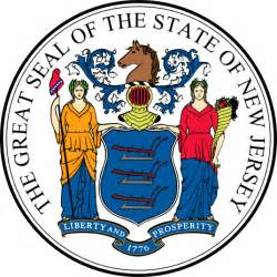 new jersey state information symbols capital