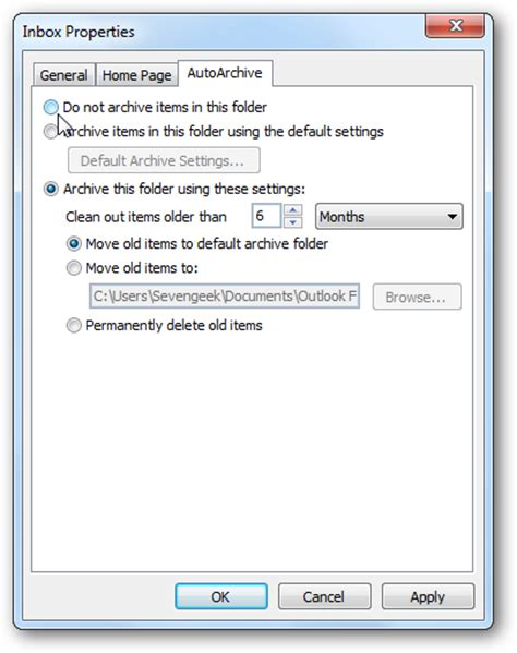 How To Search Archived Emails In Outlook How To Manage Autoarchive Using Outlook Solved Nyim