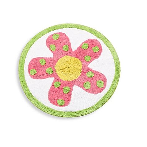 Flower Bath Rug Flowers Bath Rug Bed Bath Beyond