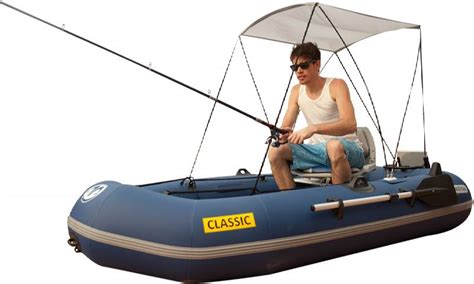 fishing boat canopy inflatable fishing boat outdeck