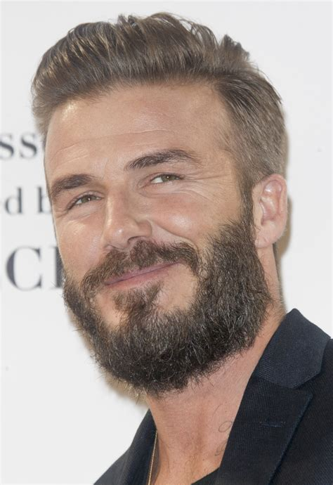 david beckham s beard is out of control for the win