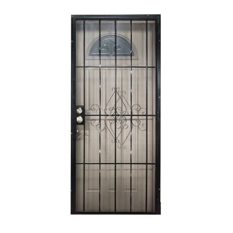 Security Front Doors For Homes Security Door Best Home Design Ideas Part 2