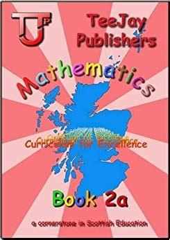 teejay national maths textbook teejay cfe maths textbook 2a tom strang james geddes james cairns 9781907789441 amazon com