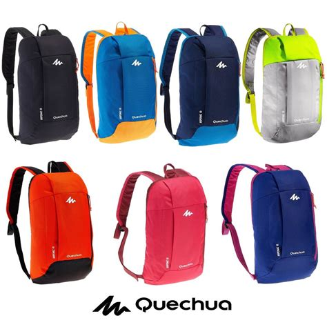 Wvn7 Bag Consina 10l 1 backpack 10l small light hiking comfortable unisex quechua rucksack arpenaz bag ebay