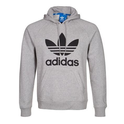 Sweater Hoodie The Bojail Navy Grey adidas originals trefoil hoodie hoody pullover sizes s
