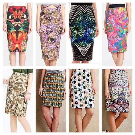 patterned pencil skirt dress ala
