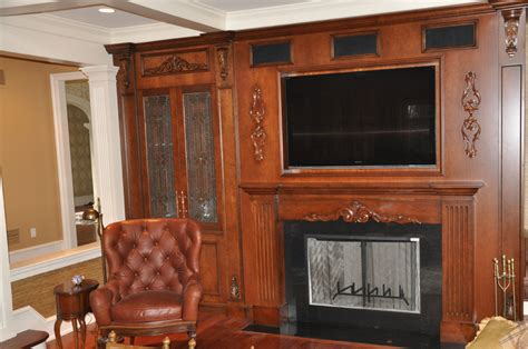 Fireplace Surround Cabinets by Sherman Gosweiler Gallery Sherman Gosweiler