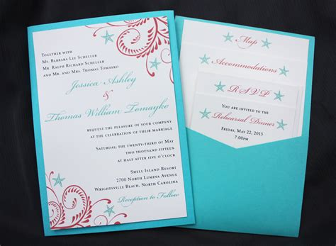 mint wedding invitations uk coral and turquoise wedding invitations with mint pink