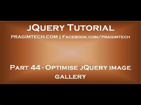 bootstrap tutorial kudvenkat jquery image gallery doovi