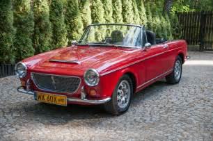 Fiat Spider 1960 1960 Fiat 1200 1200 Spyder Classic Driver Market