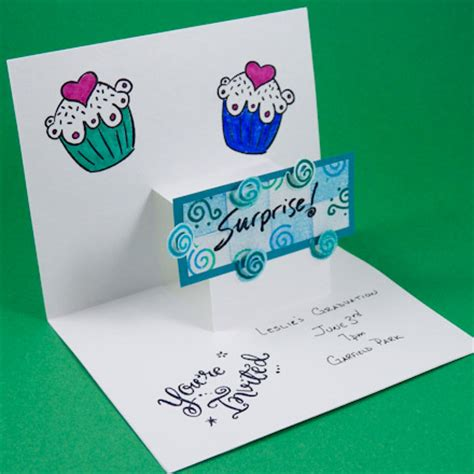 Pop up card tutorial www pixshark com images galleries with a bite