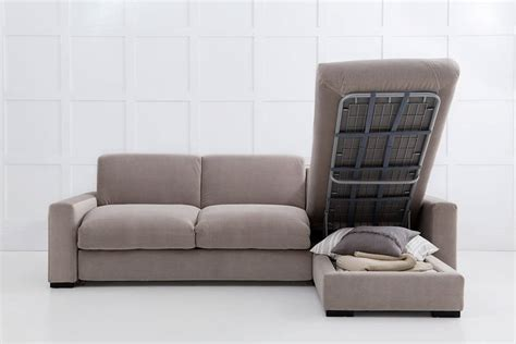 modern corner sofa bed with storage