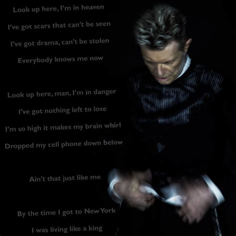 lyrics david bowie lazarus lyrics in david bowie news