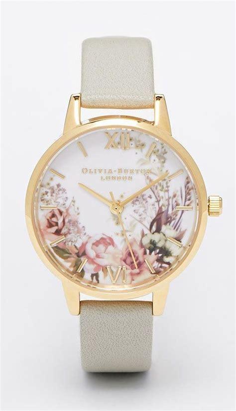 W Jam Tangan 1 13 model jam tangan bunga wanita terunik cuakep