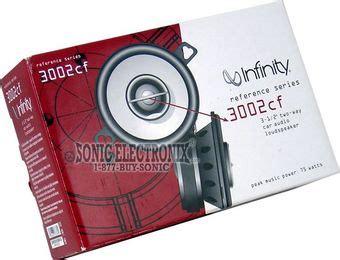 infinity 3 5 speakers infinity 3002cf 3 5 quot speakers sonic electronix