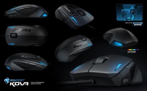 New Syiria Ori Kheva Mauza roccat preps new ambidextrous kova gaming mouse