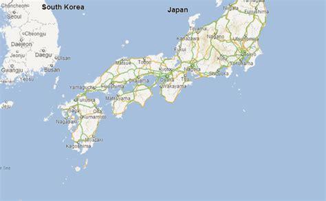 google images japan japan asks local authorities to stop using google maps