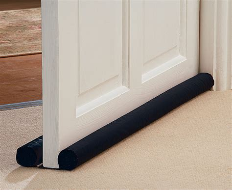 Guidelines On How To Install A Draught Excluder Brush Strips Exterior Door Draught Excluder