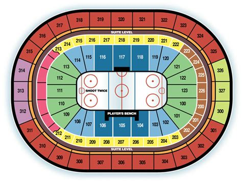 buffalo sabres seating chart with seat numbers buffalo sabres seating chart niagara center