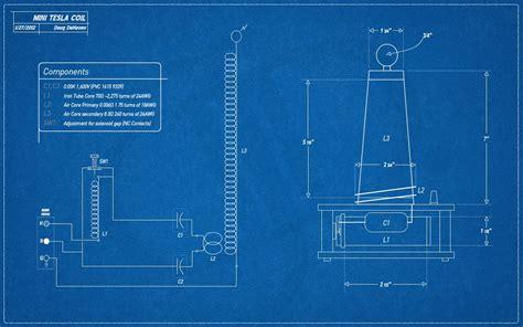 Tesla Coil Plans How A Science Class Tesla Coil Works S 10 Forum