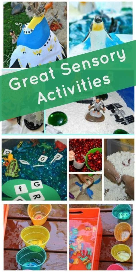 great sensory play activities for kids