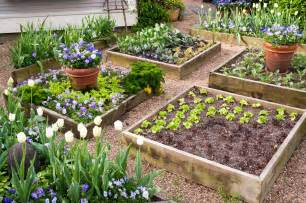 Raised Garden Beds by Take Your Raised Bed Garden Up A Notch Bonnie Plants