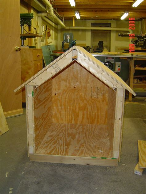 interior dog house insulated dog house woodbin