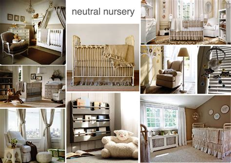 Nursery Decor Ideas Neutral Gender Neutral Nursery Ideas Themes Colors