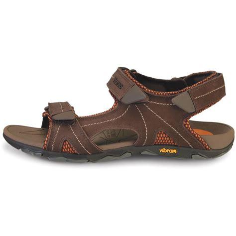the gentleman s plantar fasciitis sport sandals hammacher schlemmer