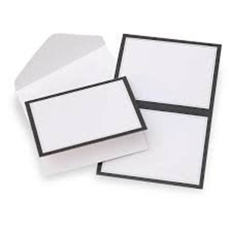 Gartner 50 Plain All Purpose Cards With Envelopes Arts Entertainment Party Celebration Party Gartner All Purpose Cards Template