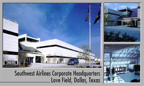 Corporate Offices In Dallas by Southwest Airlines