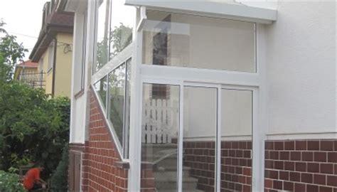 veranda verglasung verglasung der terrasse und der veranda hniezdne pifema