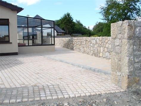 natural stone driveway driveways natural stone cobblelock resin bond gravel