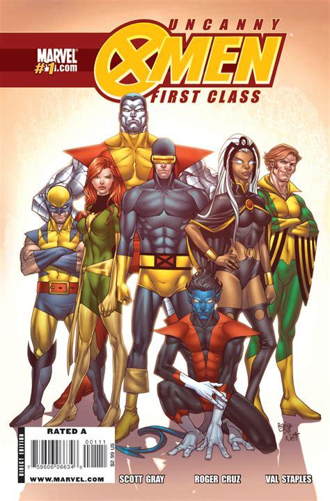 Marvel X Class 1 uncanny class vol 1 marvel database