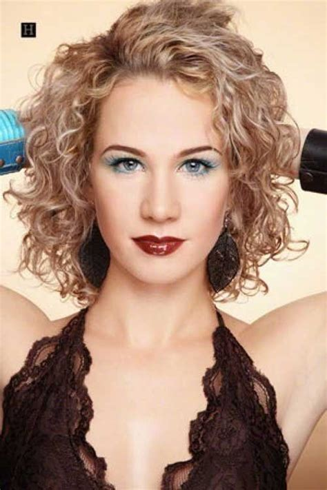 2016 perm styles curly perm hairstyles short hair 2016 beautiful women