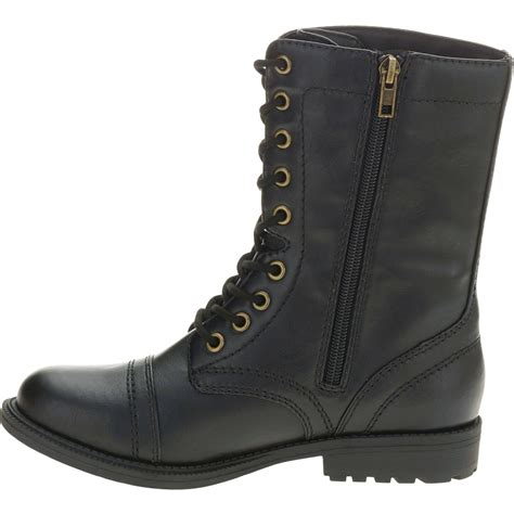 combat boots combat boots up lace shoes high leather