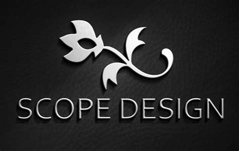 logo design mockup psd free download 45 free realistic metal logo psd design mockups free