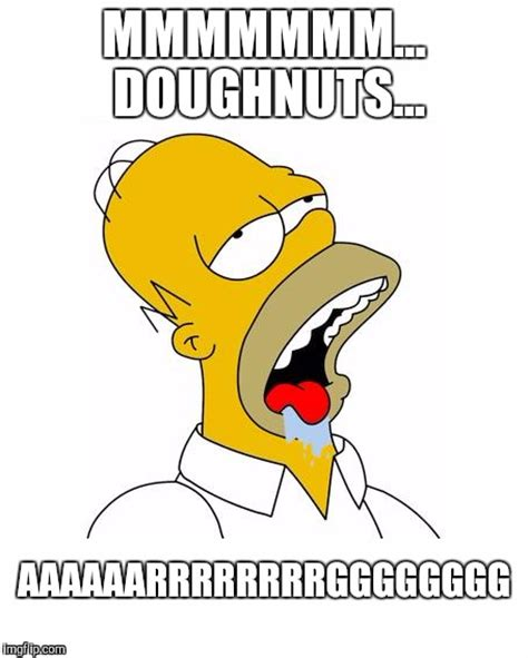 Mouth Watering Meme - homer simpson drooling imgflip