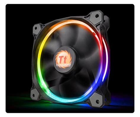 Diskon Cooler Forgame Warcraft Fan 15 Led L 12cm Led thermaltake global pacific rl360 d5 rgb